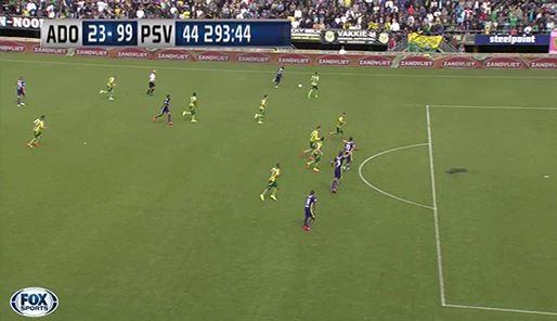 Bron: PSV.nl / FOX Sports