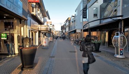 Apeldoorn of Amersfoort