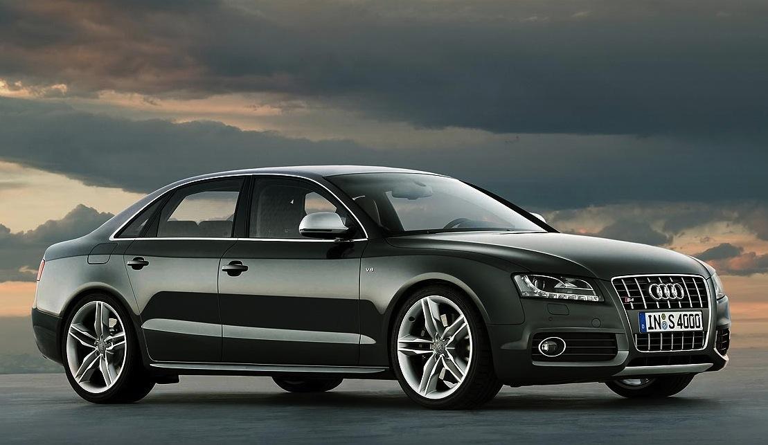 Audi A4 / iPad