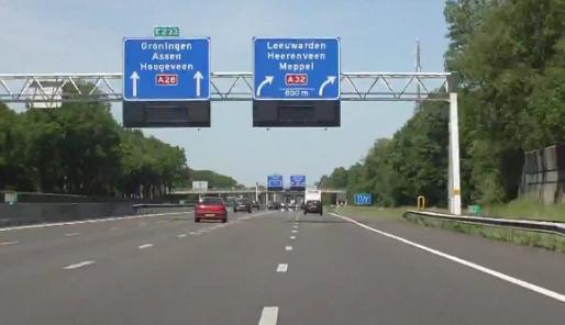 Bron: YouTube - European Roads