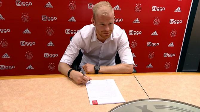 Bron: YT - AFC Ajax