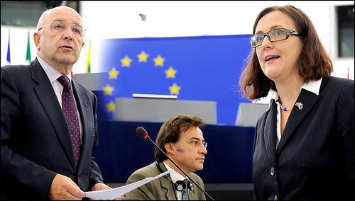EU met mensen