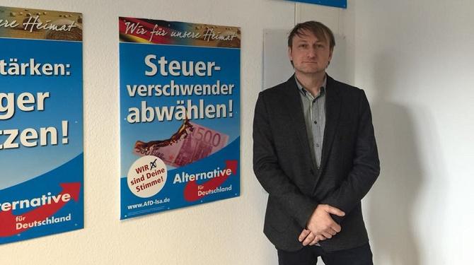 Facebook - Matthias Lieschke AfD