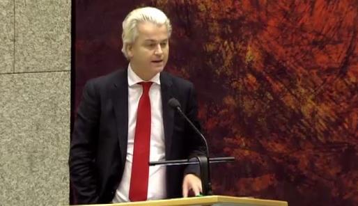 Geert Wilders - Cc GeertWildersMedia - Screenshot YouTube