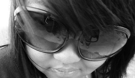 Grote zonnebril