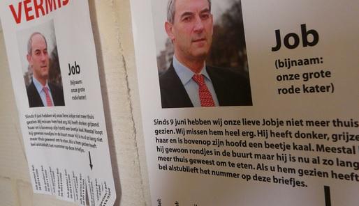 Job Cohen vermist - Cc De Speld