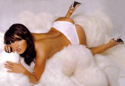 Megan Fox naakt