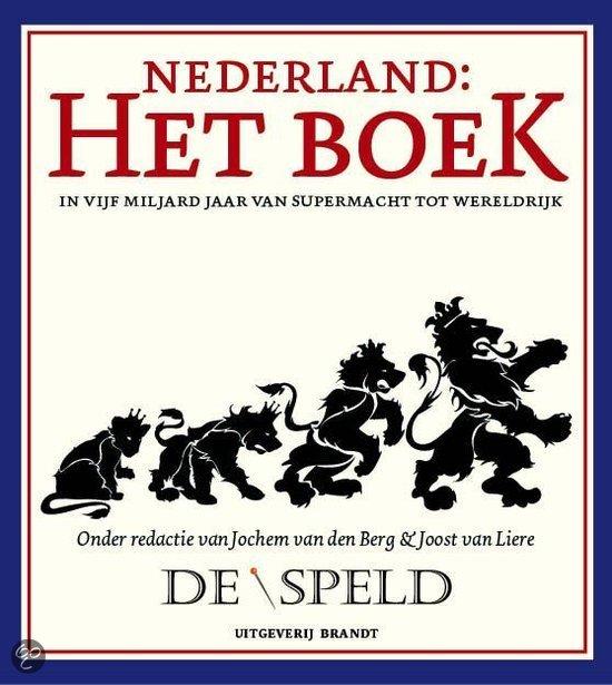 Nederland Het Boek