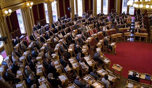 Noors parlement - Cc Bilder fra Stortinget - Flickr