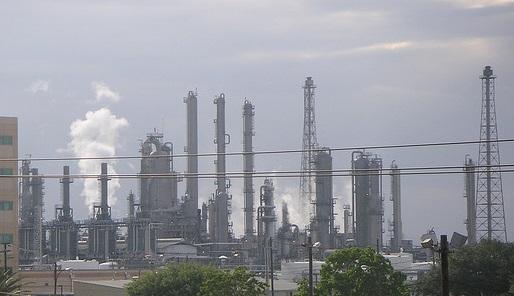 Olie-industrie - Cc Cristophe Mendt - Flickr