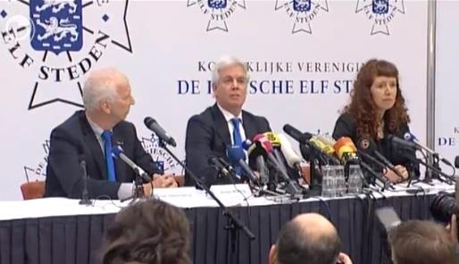 Persconferentie Friesche Elf Steden - Cc Omrop Fryslan - YouTube