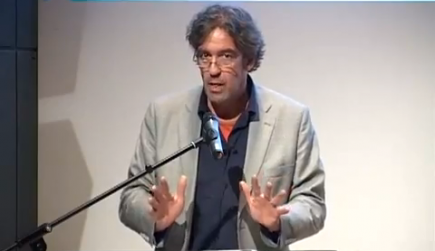 Screenshot Van Abbemuseum Lecture