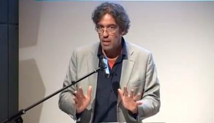 Screenshot Van Abbemuseum Lecture