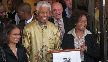 Nelson Mandela Cc. South Africa The Good News