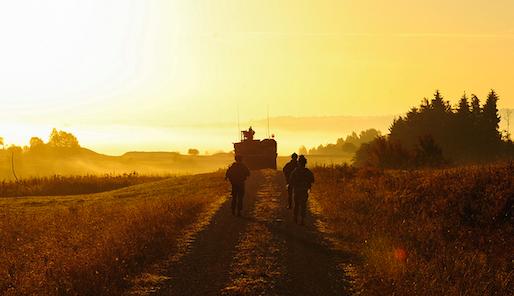 Bron Flickr: US Army
