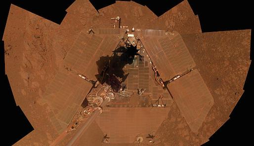 Bron: wikimedia Cc NASA/JPL-Caltech/Cornell Univ./Arizona State Univ.