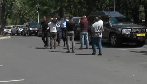 Bron: screenshot zie.nl - Forensische experts niet naar rampplek MH17