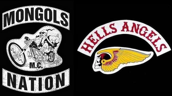 Mongols - Hell's Angels