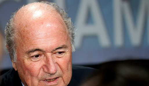 Sepp Blatter - Cc thesportreview - Flickr