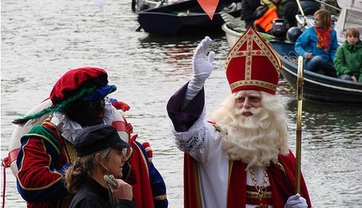 Sinterklaas- Cc Indigo_jones
