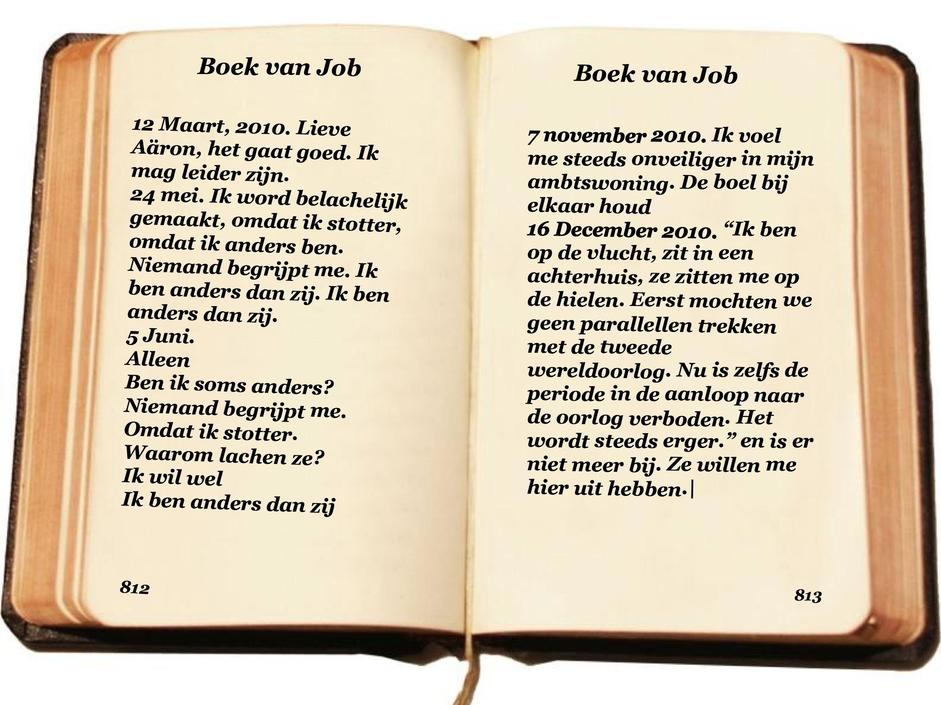 Job Cohen Quot Ik Ben Anne Frank Quot De Speld