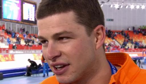 Sven Kramer - Cc NOS - Screenshot