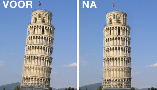 Toren van Pisa - Cc De Speld