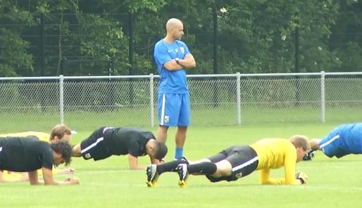 Training Vitesse - Cc VitesseTV - YouTube