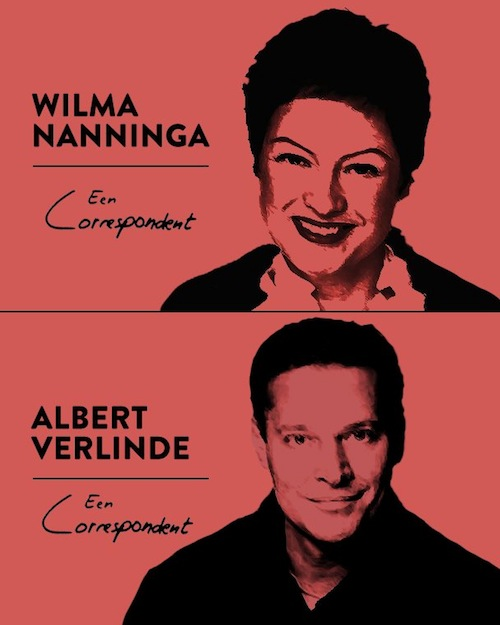 Wilma en Albert