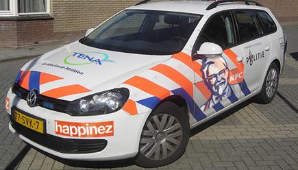 gesponsorde_Politiewagen