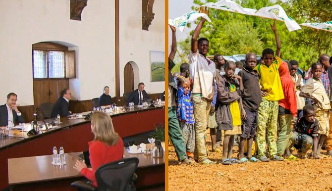 Is het Niger of de ministerraad? Doe de quiz!