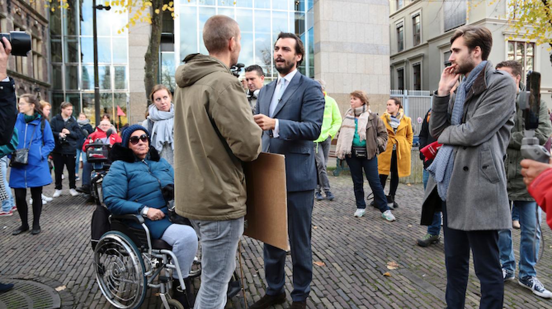 Baudet: 'Het streven is om van FvD één zuiver Kamerlid te maken'