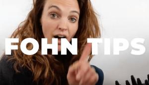 Video: de beste föhn-tips voor altijd goed haar