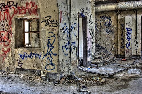 graffitihuis