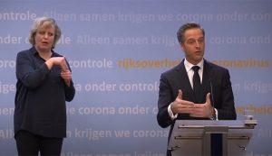 Hugo de Jonge: 'Vertrouwen op 28 mei hersteld'