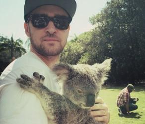 Justin Timberlake - Instagram