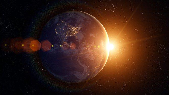 Earth day: vandaag draait alles om de zon