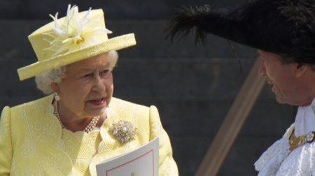 Koningin Elizabeth zegt interview met Nieuwsuur af