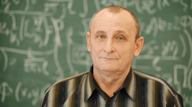 Mentor Karel helpt studenten het allemaal lekker zelf uit te zoeken